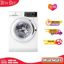 TRẢ GÓP 0%] Máy giặt Electrolux 8 Kg EWF8025EQWA (Miễn phí giao tại  HN-ngoài tỉnh liên hệ shop)