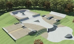 Backyard Skatepark Designs Skaters Have Big Plans For Skate Park Regional News