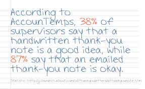 sending a thank you email after a phone interview should you send a handwritten thank you note after a job