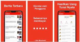Cashzine memanjakan penggunanya dengan memberikan rewards ketika mereka membaca konten dan membagikan berita di aplikasi tersebut. 20 Aplikasi Uang Yang Terbukti Cepat Membayar Terbaru 2021 Jalantikus