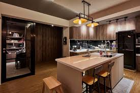 Pros and cons of an open-concept kitchen