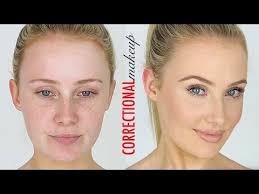 correctional makeup redness large pores small eyes dark circles etc lauren curtis