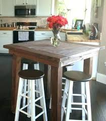 kitchen high table and stools breakfast for two full size of with bar wooden ireland t high kitchen stools