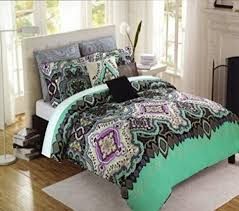 bedroom max studio 3pc king duvet cover set moroccan medallion intended for max studio home