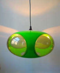 Luigi Colani Ufo Pendant Light C1970s Place Called Space