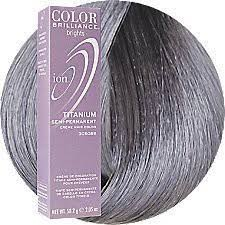 Ion Permanent Hair Color Chart Intense Violet Ion Wella Koleston Perfect Color 6 45 Dark Blonde Red Red