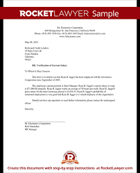 Income Verification Letter Template Salary Verification Letter For Proof Of Income Rocket Lawyer
