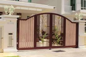 fence design. Contemporary Fence Gate Designs Iron Inspirational Best Wood Design Fascinating Ideas Delicate Double