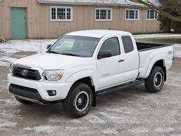 Toyota Tacoma Access Cab White - image #109
