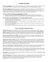 How To Write A Cover Page Stunning How To Write A Cover Letter Of Interest Good Cover Letter Example 48