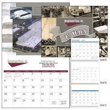 Custom Photo Calender Small Quantity Custom Calendar Stapled 2020