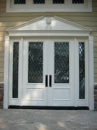 medium size of beveled glass doors painted double entry with diamond and sidelights cabinet leaded pella