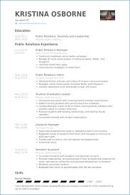 public relations sample resume test manager sample resume ceciliaekici com