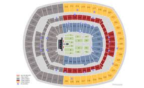 Metlife Stadium New Meadowlands Arena Platinum Vip Tickets