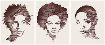 african american portraits displayed for black history month jennifer robinson art