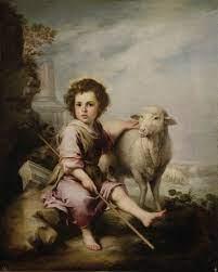 The Good Shepherd (painting) - Wikipedia