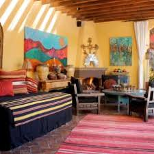 Southwestern Living Room Photos Hgtv