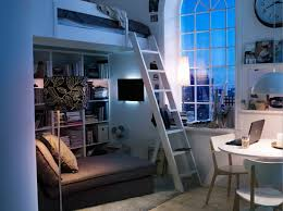 Ikea Design Ideas nyc apt ikea small bedroomloft