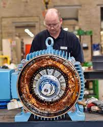electric motor rewinds repairs