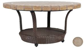 attractive stone outdoor coffee table outdoor coffee table round starrkingschool