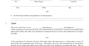 Document Template : Condominium Lease Agreement Template Png Condo