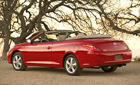 TOYOTA CAMRY SOLARA - Review and photos