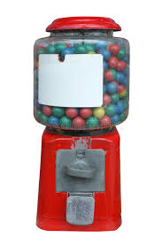Bubble Vending Machine Awesome Candy Dispenser Gum Ball Machine Vending Machine With White Empty