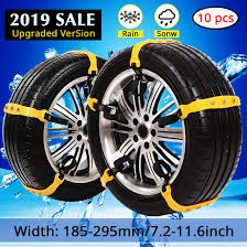 Security Chain Tire Chains Size Chart Peerless Auto Trac Tire Traction Chain