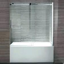 delta curved tub enchanting delta shower doors decors bypass tub door reviews bypass tub door bathtub