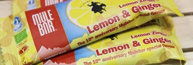 lemon ginger lighting bar. lemon zinger ginger mulebar energy bars lighting bar