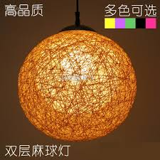 2018 rattan lamp pendant light bedroom lamps art pendant light bird s nest lamp lighting from auergle1 395 18 dhgate com