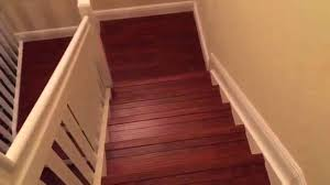 wood stairs with white risers photo 7 of 8 installing laminate flooring staircase riser hardwood floor