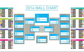 Download World Cup 2014 Wall Chart Pdf Excel Hollywood Sun