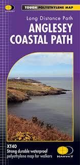 Fife Coastal Path Distance Chart Anglesey Coastal Path