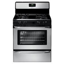 Frigidaire Freestanding 4.2-cu ft Gas Range (Stainless steel) (Common: 30