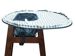 high chair cover pattern free restaurant covers description how to make a cha