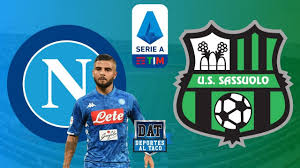Napoli vs Sassuolo Betting 11-01-2020