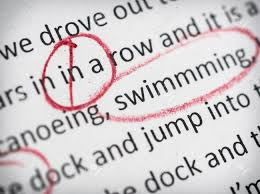 circled spelling mistakes stock photo picture and royalty circled spelling mistakes stock photo 23828825