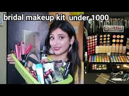 video dailymotion indian bridal makeup kit under 1000 only in hindi shystyles hd