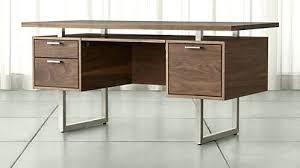 office desk walnut. Walnut Office Desk Executive Effect