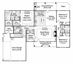 2000 sq ft house plans. Southern Style House Plan - 3 Beds 2.50 Baths 2000 Sq/Ft #21 Sq Ft Plans