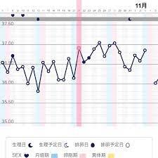 基礎 体温 妊娠 した 時 の 高温 期