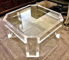 clear plastic table clear plastic coffee table tables in inspirations clear plastic table covers