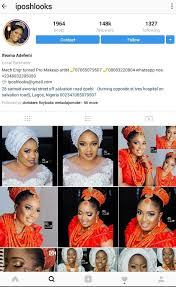one of nigeria s finest young and creative makeup artist a mechanical engineering graduate from the university of ado ekiti nigeria she is a force to