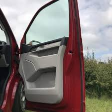vw t5 california extra door rubber sounds like a golf seal
