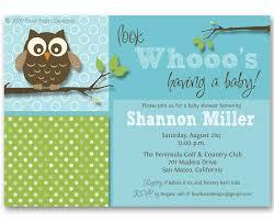 Most Popular Owl Baby Shower Invitations On This Year  THERUNTIMECOMOwl Baby Shower Invitations For Boy