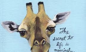 W Somerset Maugham And A Giraffe BK Reader Extraordinary Giraffe Quotes