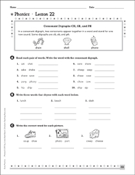 Spin the wheel to make the words who, what, where, when, which, and wheel. Consonant Digraphs Ch Sh Ph Th Wh Ng And Gh Phonics Unit Printable Skills Sheets