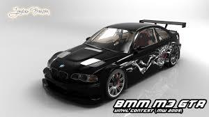 BMW M3 GTR VINYL CONTEST (MW 2005) by NO0BPLAYER on DeviantArt