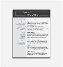 Latest Resume Examples 2016 Lovely Resume Template For Recent